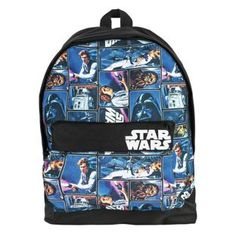 44f7ce4c416 Buy Star Wars Retro Backpack at Argos.co.uk, visit Argos.co.uk to shop  online for Childrens luggage