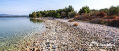 Beach Kolentum - Murter - Island Murter - Dalmatia - Šibenik - Croatia
