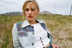 Portfolio of American Photographer Amanda Leigh Smith Amanda, Vest, Denim, American, Jackets, Fashion, Down Jackets, Moda, Fashion Styles