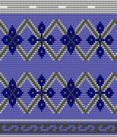 Worki mochilla i wayuu Tapestry Crochet Patterns, Bead Loom Patterns, Beading Patterns, Cross Stitch Patterns, Crochet Chart, Bead Crochet, Crochet Stitches, Mochila Crochet, Tapestry Bag