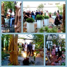 LIFE FOR MADAGASCAR / Temporary Garden 18/06 - 18/10 2015 Milan / Location: Tortona 9 Fashion District, Showroom Casile & Casile Fashion Group / Design and art director: Green Bricks and Monica Botta / photo by Monica Botta