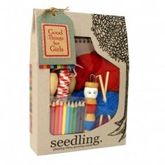 Seedling - Good things for Girls $34.95