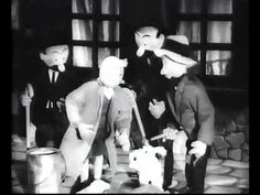 Le Crabe aux pinces d'€™or 1947 animated Tintin movie