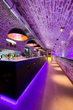 YOLO bar - interior and exterior on Interior Design Served