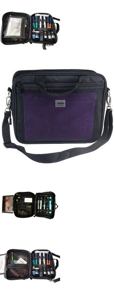 Insulin supplies carrying case