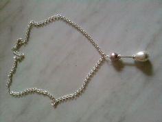 Collana con pendente rigido www.mbbijoux.info