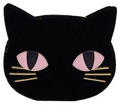 skinnydip スキニーディップ ロンドン 可愛すぎる クロネコ さん ショルダー バッグ クロス ボディ チェーン バック かわいい 猫 黒猫 ユニーク 海外 ブランド | セレクトショップ L'Etoile beaute ( レトワールボーテ ) 代引き可 コンビニ決済可 銀行振り込み可