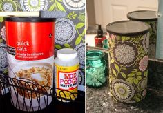 Made this using a plastic bagel holder container...headbands on the outside and hair ties on the inside!  Tutorial at: recessionistapart...