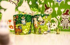Todays Moomin mug,  Tove's Jubilee from 2014.