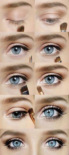 #maquillage #jourj