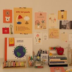 Study Room Decor, Room Ideas Bedroom, Bedroom Decor, My New Room, My Room, Dorm Room, Pastel Room, Minimalist Room, Aesthetic Room Decor