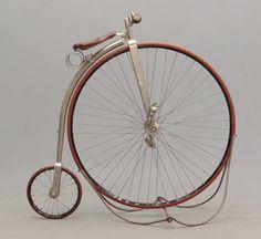 Modern High Wheel Bikes   Whitney High Wheel Bicycle
