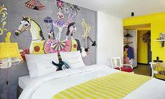 25hours hotel Vienna - honeymoon