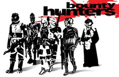 Popped Culture: Reservoir Bounty Hunters