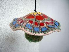 Meisenknödelhalter, Meisenglocke, Keramik von Beck-Keramik auf DaWanda.com