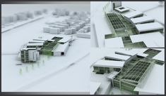 Commercial Complex – Shopping Mall and incorporated Hotel made in collaboration with OpenSquareDesign