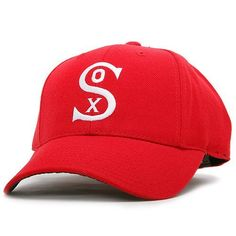 cheap for discount 2ee8b b0f11 Chicago White Sox 1929-32 Alternate Cooperstown Fitted Cap. Baseball FieldBaseball  HatsChicago ...