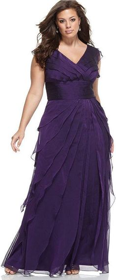 20 Plus Size Evening Gowns For Your Next Black Tie Event Fashion