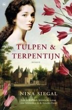 (2015) Tulpen en terpentijn - Nina Siegal - is an author, editor, and journalist from New York who lives in Amsterdam.