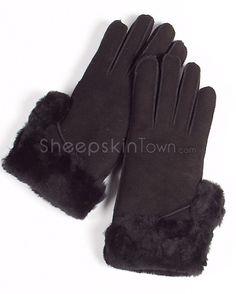9c80dd0f4cf6 15 Best Sheepskin Gloves   Mittens images