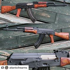 #Repost @atlanticfirearms with @repostapp ・・・ ATLANTIC POLISH AK47 WBP RIFLE, BACK IN STOCK!!! These rifles are an Atlantic Exclusive and built using Brand New production WBP Imported Polish Parts kits with just enough US parts to make them Civilian legal