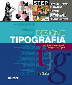 Capa do livro Design e Tipografia