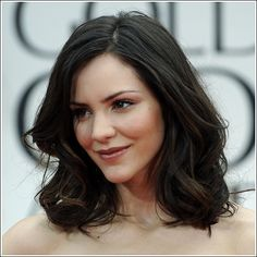 Katherine McPhee at the Golden Globes