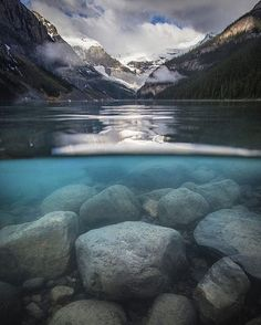 Lake Louise, Alberta, Canada Photo by: paulzizkaphoto Lake Louise Alberta Canada, Places To Travel, Places To See, Paradise Places, Turquoise Water, Life Is An Adventure, Adventure Travel, Trip Planning, Travel Photography