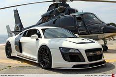 R8....love the wheels.