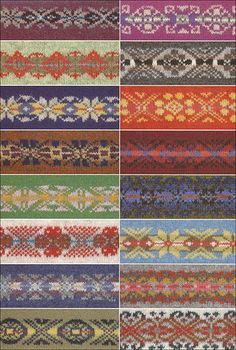 Fair Isle Knitting Patterns, Knitting Charts, Knitting Stitches, Free Knitting, Sock Knitting, Knitting Machine, Knitting Books, Knitting Kits, Motif Fair Isle