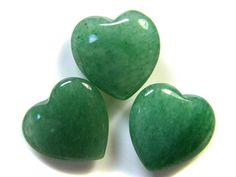 beautiful jade stone heart carvings 12.80 cts sgs 645