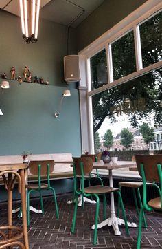 Buurt Den Bosch / café - restaurant