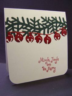 FS250 Jingle Jingle by hobbydujour - Cards and Paper Crafts at Splitcoaststampers