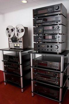 Vintage audio Sony