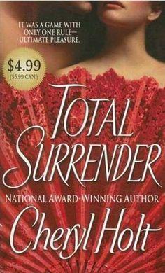Total Surrender by Cheryl Holt