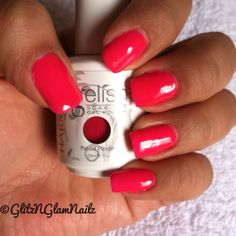 DIY beautiful nails at home. GELISH nails. I have been doing my own nails with gelish for almost a year...love it. Get the kit at Sally Beauty Supply and follow directions carefully. The only thing I would do different is invest in an LED light. It saves time.