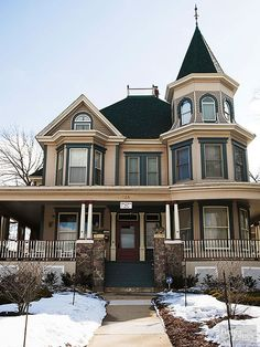 About Victorian Homes On Pinterest Victorian Victorian Houses