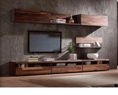 TV cabinets - more than a shelf for TV sets Modern Simple Tv Stand,Walnut Wood Veneer Tv Cabinet - Buy Tv Tv Furniture, Living Room Furniture, Furniture Design, Simple Tv Stand, Tv Wanddekor, Modern Tv Cabinet, Tv Console Modern, Console Tv, Wooden Tv Stands
