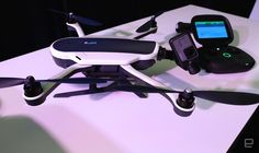 A first look at GoPro's foldable Karma drone - Get your first quadcopter today. TOP Rated Quadcopters has the best Beginner, Racing, Aerial Photography, Auto Follow Quadcopters on the planet and more. See you there. ==> http://topratedquadcopters.com <== #electronics #technology #quadcopters #drones #autofollowdrones #dronephotography #dronegear #racingdrones #beginnerdrones
