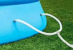 Intex x Inflatable Easy Set Above Ground Swimming Pool w/ Ladder & Pump Intex Above Ground Pools, Best Above Ground Pool, Above Ground Swimming Pools, In Ground Pools, Intex Swimming Pool, Intex Pool, Easy Set Pools, Swimming Pool Accessories, Pool Ladder