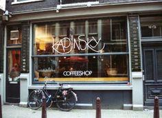 Kadinsky Coffee Shop, Amsterdam