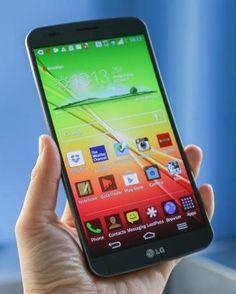 The LG G Flex is the first phone with a curved screen to go on sale in the U.S.