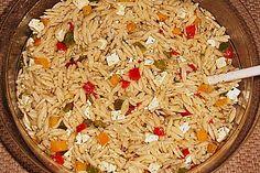 Kritharaki - Salat (Rezept mit Bild) von oettesatoe | Chefkoch.de
