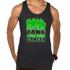 Bile Duct Cancer -Take A Stand Against Cancer Tank Tops Tank Tops