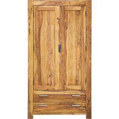 Authentico Wardrobe 2 Doors 2 Drw - KARE Design