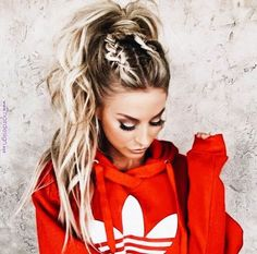 50 braided hairstyles for this spring season 2019 hairstyle woman for spring 7 – Uñas Coffing Maquillaje Peinados Tutoriales de cabello Trending Hairstyles, Cute Hairstyles, Beautiful Hairstyles, Bandana Hairstyles, Hairdos, Toddler Hairstyles, School Hairstyles, Latest Hairstyles, Vintage Hairstyles