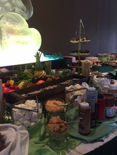 #wedding #buffet #bride #groom #mothers #day Bride Groom, Mothers, Buffet, Special Occasion, Backdrops, Golf, Club, Table Decorations, Wedding