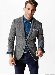 Gap x GQ 2014 Best New Menswear Designers in America