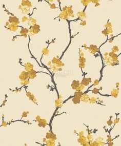 'Floral Trail' by Khroma Wallpaper.