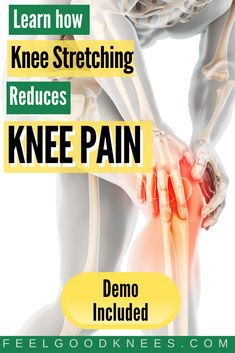 Knee Arthritis Exercises, Lower Back Pain Exercises, Knee Strengthening Exercises, Knee Stretches, Stretching Exercises, Knee Pain Relief, Arthritis Pain Relief, Arthritis Remedies